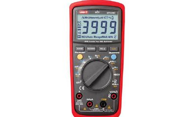 UT139C Multimeter